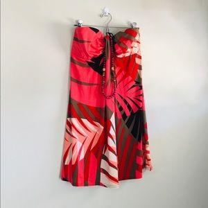 Dresses & Skirts - R&M Richard Women's Halter Sun Dress Size 12